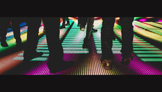 Awesome dance floor