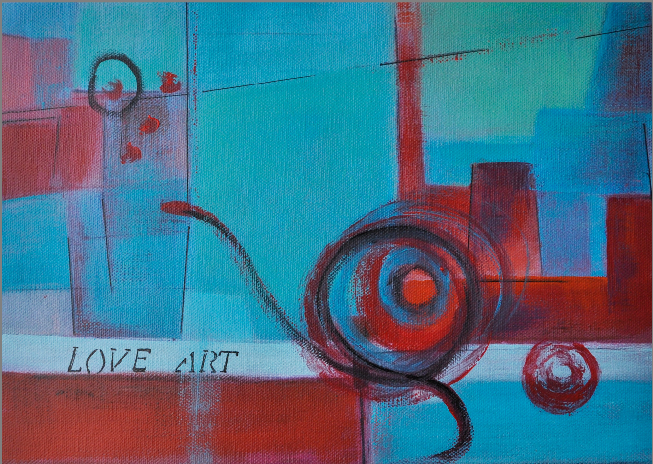 Love Art/ SOLD