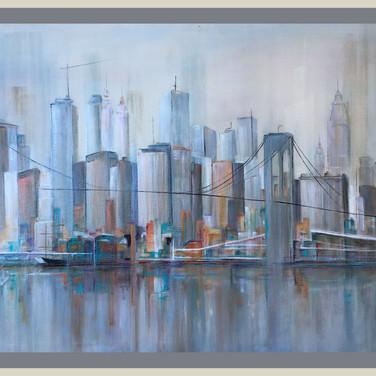 NY, I love you, 80 x 110 cm