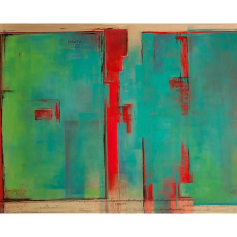 Sonata, 100 x 150