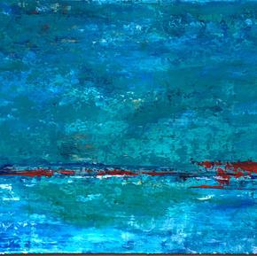Colores de Mar 1 , 17 x 32 $ 3800 sin ma