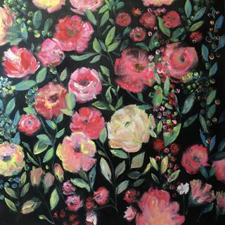 Bouquet de Clavelinas