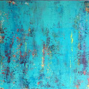 Colores de verano 1, 40 x 40.jpg, $ 4800