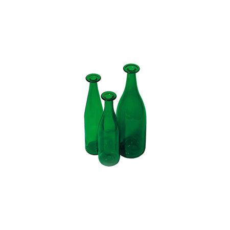 3 GREEN BOTTLES by Jasper Morrison 1992