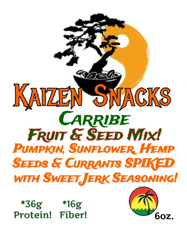 Carribe Fruit & Seed Mix