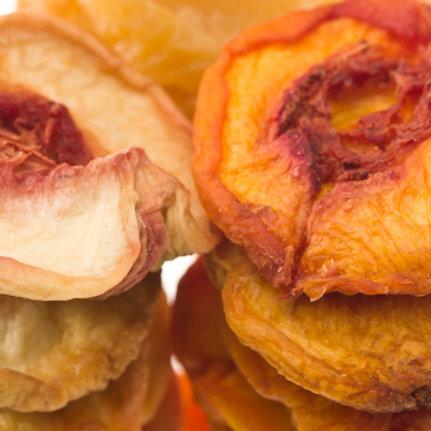 Organic Dried Peaches 5 oz