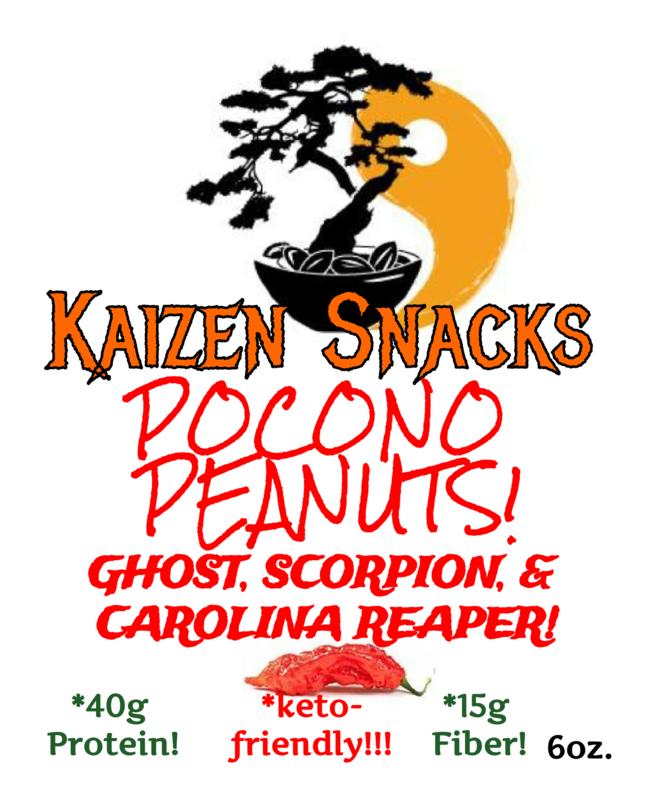 Pocono Peanuts