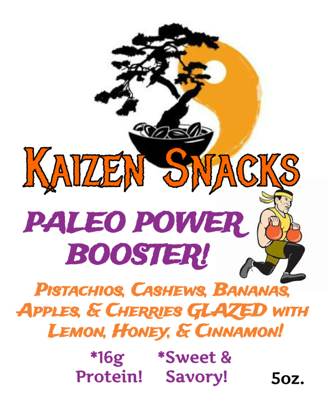 Paleo Power Booster