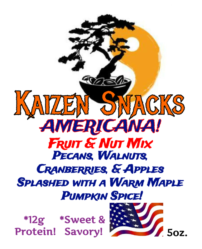 Americana Fruit & Nut Mix