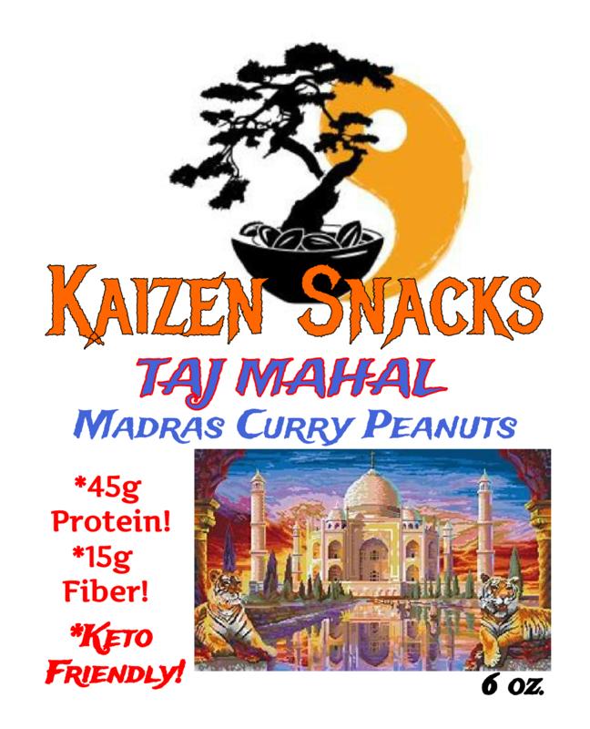 Taj Mahal Peanuts