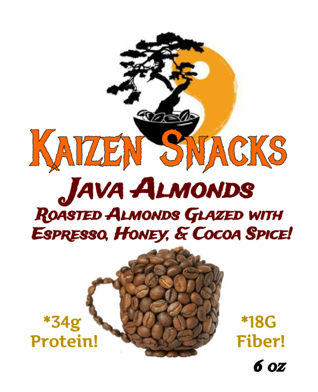 Java Almonds