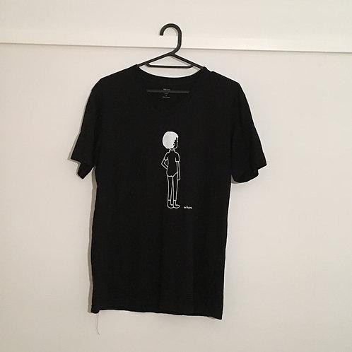 レオタードTシャツ