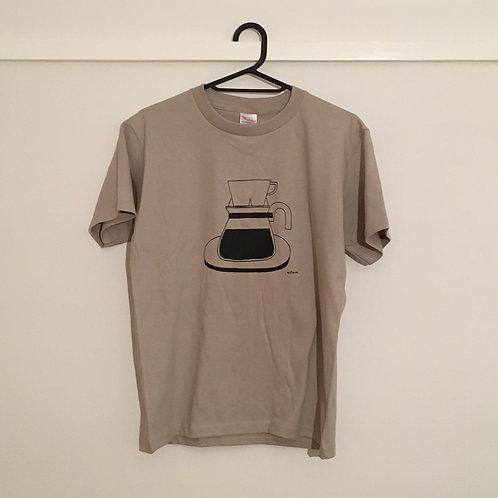 珈琲ドリッパーTシャツ