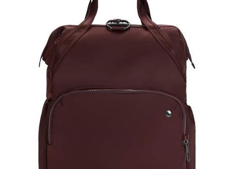 Pacsafe Women's Citysafe CX Backpack Review