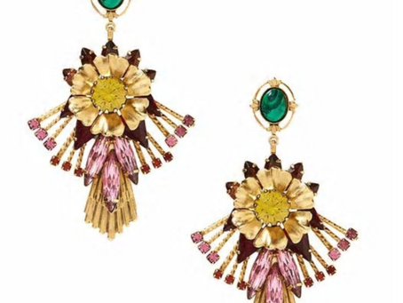 How to Wear Statement Earrings with Confidence