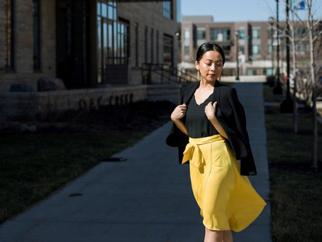 How to Wear Yellow Confidently