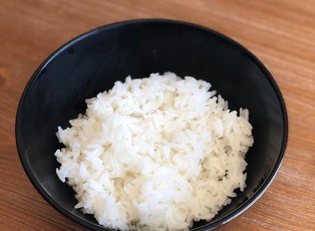 Perfect Stovetop Jasmine Rice