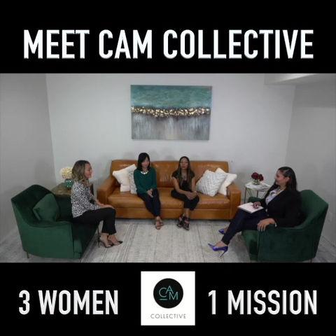 3 Women, 1 Mission