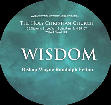 072419 Wisdom Part 6