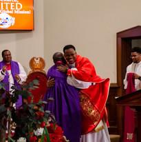 2019 ICA Archbishop Nshimiyimana