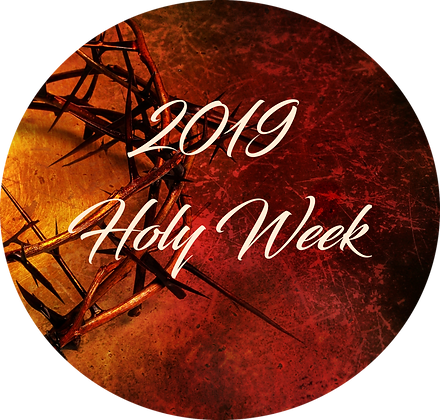 041719 Holy Week-Are You Poor Enough to Receive the Gospel?