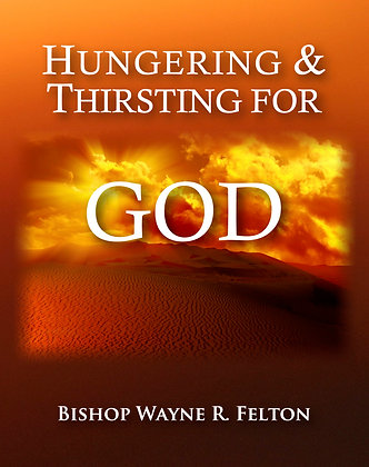 Hungering and Thirsting for GOD Part 3 CD