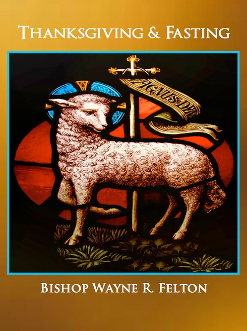 Thanksgiving & Fasting (CD)
