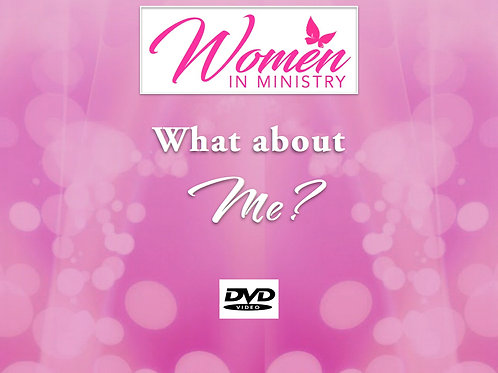 WIM-What about Me? DVD