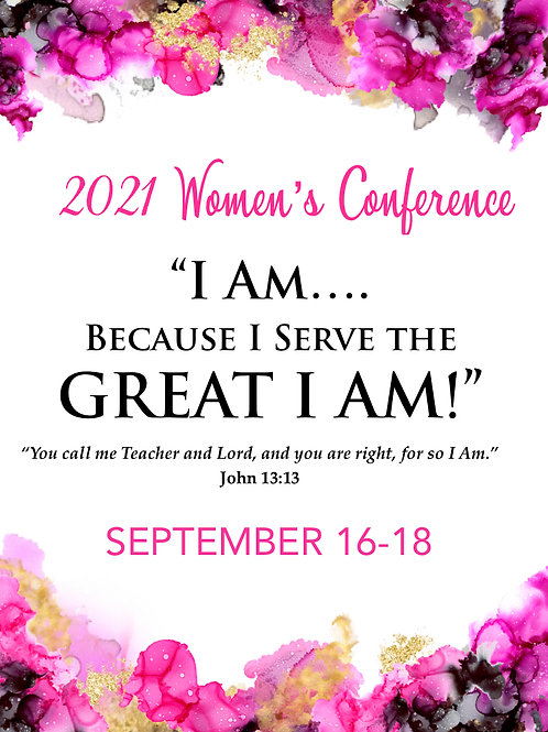 2021 Women's Conference Series