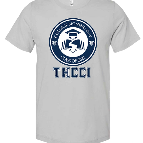 College Signing Day Class of 2021 T-Shirt