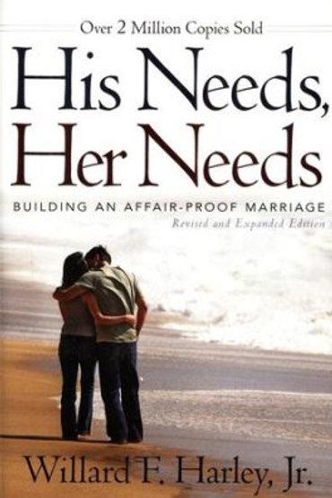 His Needs, Her Needs (Revised)