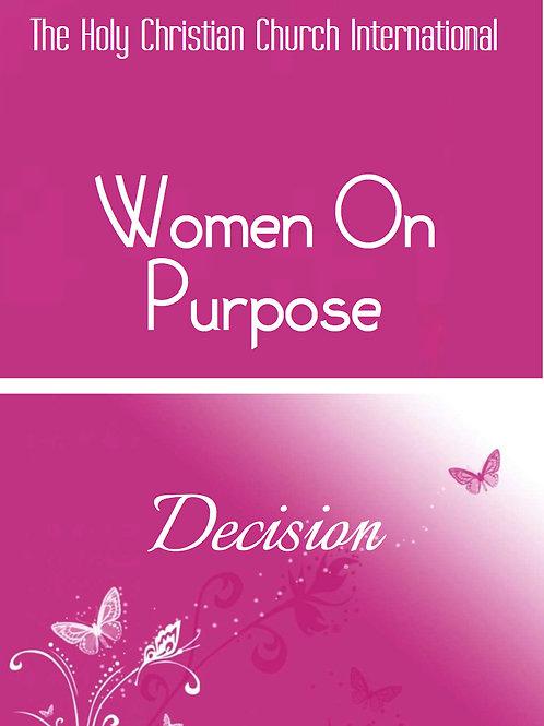 Decision (DVD)