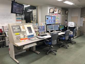 中央監視室