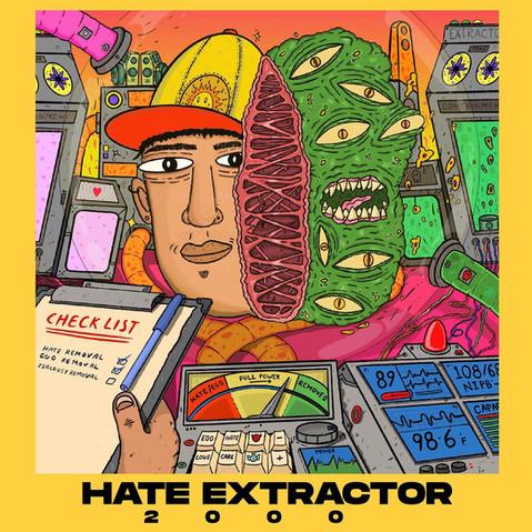 HATE EXTRACTOR 2000 🤖