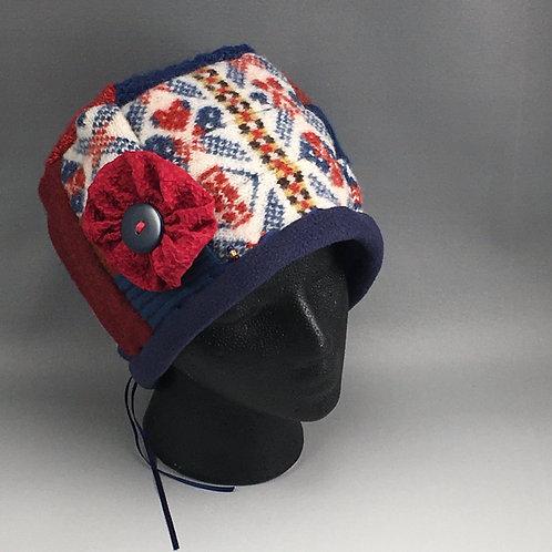 Mosaic Hat