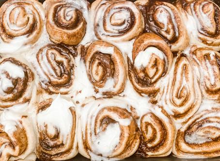 The Best Homemade Cinnamon Buns
