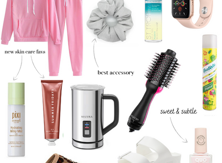 My Top 12 Must-Haves During  Quarantine
