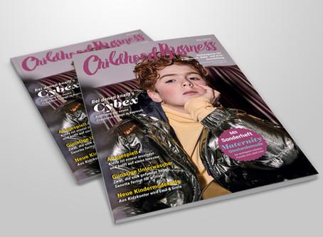 Childhood Business - Ausgabe 05/2019. Die neue deutsche Eleganz