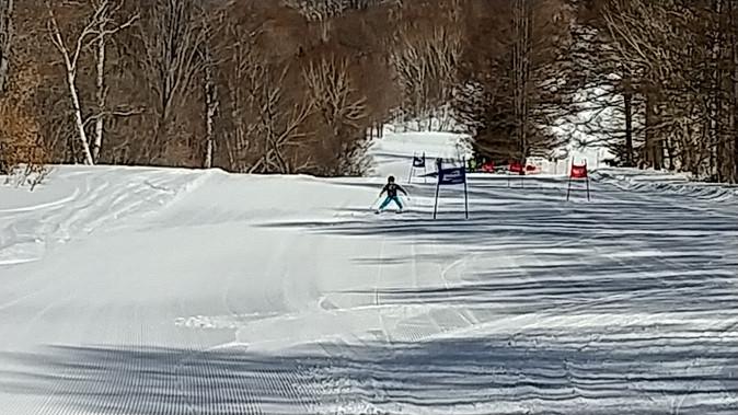 このスキーヤーは誰?  2021年2月13日