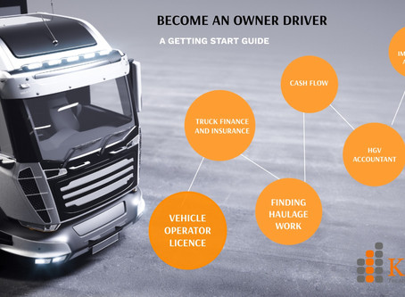 BECOME AN OWNER DRIVER