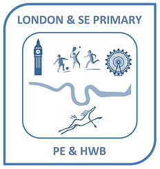 London & SE Primary PE & HWB Logo