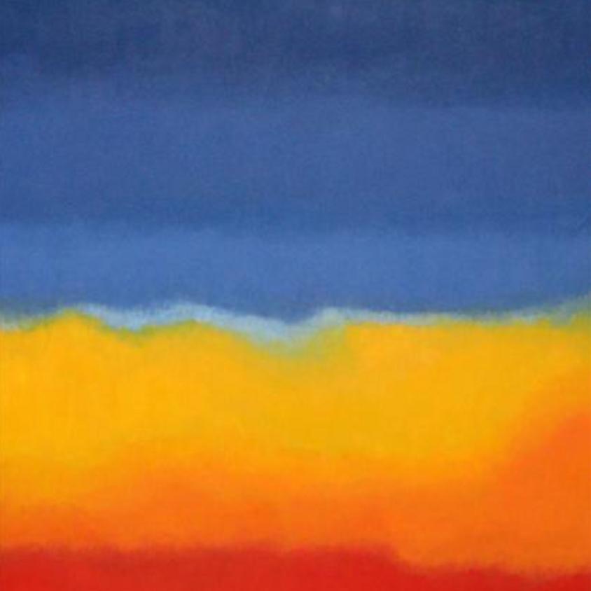 מכאן ומשם - תערוכת ציורים של שמחה שמש - הים