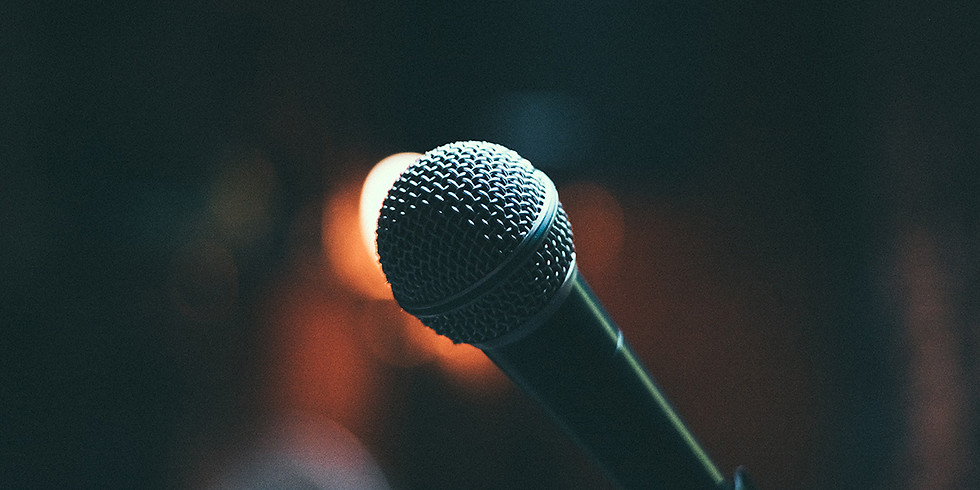 ערב ספוקן וורד - מופע שירה מדוברת עם יוצרים תוצרת הגולן