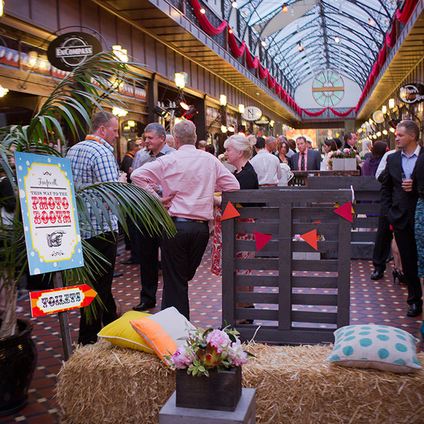 carnival-theme-corporate-event-hay-bales
