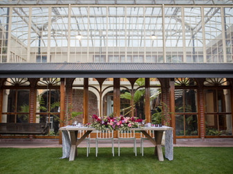 The Britten Stables, a stunning Wedding venue.