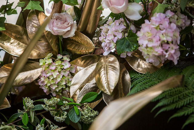 The Britten Stables Wedding Flowers