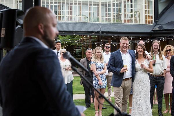 The Britten Stables Wedding
