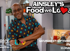 Our client Aldo Zilli was on the 'Ainsley's Food We Love' this Saturday, 5th September o