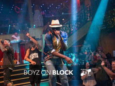 BOYZ ON BLOCK 17th July at Proud, London was totally sold out!