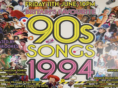 Shane Lynch was on the episode of 'Britain's Favourite 90s Songs: 1994', 11th June on Channel 5.